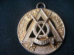 Silver Royal Arch PAGDC Collar Jewel