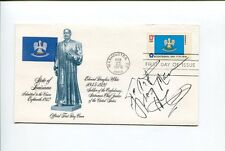 Clarence Frogman Henry Rhythm and Blues Singer Pianist Signed Autograph FDC