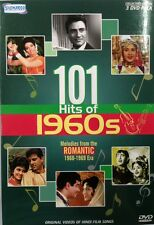 101 Hits 1960s - Bollywood Songs DVD, 101 Songs In 3 DVD Set