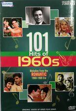 101 Hits 1960s - Bollywood Songs DVD, 101 Songs In 3 DVD Set