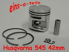 Pistón adecuado para Husqvarna 545 RX 42mm nuevo calidad superior