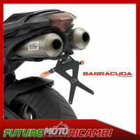 BARRACUDA KIT PORTATARGA RECLINABILE YAMAHA FZ6 LICENCE PLATE
