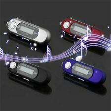USB 2.0 Flash Drive LCD MP3 Music Player With FM Radio Voice Recorder Lot ND