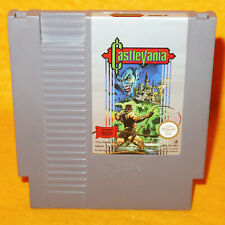 VINTAGE NINTENDO ENTERTAINMENT SYSTEM NES CASTLEVANIA CARTRIDGE VIDEO GAME PAL A