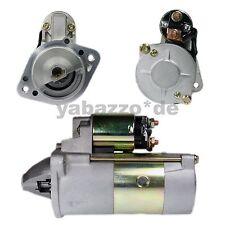Anlasser Starter MITSUBISHI L 200  2.5 TD 4x4 (K74T)  NEU