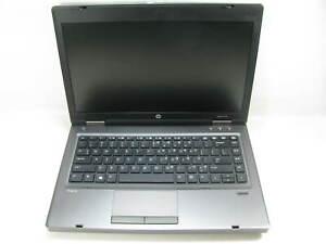 """HP ProBook 6475b 14"""" Laptop 2.7 GHz A6-4400M 4GB RAM (Grade B No Battery)"""