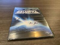 Battleestar Galactica La Film DVD Ricahrd Hatch Sealed Scellé Neuf