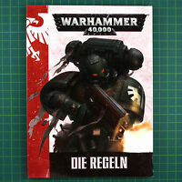 Rule Book 7th Edition A5 Small Warhammer 40k