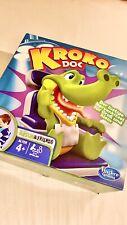 Kroko Doc von Hasbro, der Spieleklassiker ab 4 Jahren wie neu