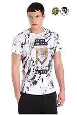 New Men's Diesel TShirt Diesel T-JUNZON 100 White Cotton TShirt all Sizes RRP£85