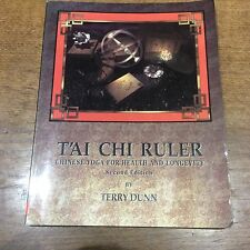 T'ai Chi Ruler Chinese Yoga for health and longevity by Terry Dunn Taoism Ch'i