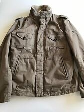 Hugo Boss Orange Jacket - Olive/Army Green Size 50it  Never Worn Out