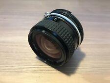 Excellent Nikon Nikkor 24mm F2.8 AI Wide Angle Lens