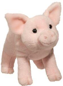 Mini-Plüsch-Schwein Plüschtier Stofftier Kuscheltier H=12 cm