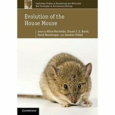 Evolution House Mouse. Hardcover 9780521760669 Cond=LN:NSD SKU:3166393