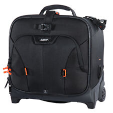 Vanguard Xcenior 41t Trolley Suitcase With Padlock Black