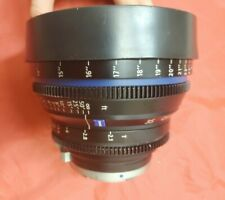 New listing Zeiss Cp.2 T* 35 mm F/2.1 Lens