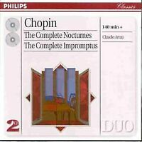 ryderyk Franciszek Chopin - Chopin: Nocturnes and Impromptus [CD]