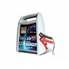 Battery Charger - 12A Charge Car Truck 12v MAYPOLE 74112 FAST CHARGE
