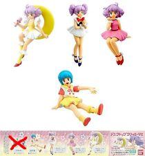 4 Figure Collezione INCANTEVOLE CREAMY Originali BANDAI Japan MAMI Magic Angel