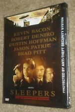 Sleepers (DVD, 1997), NEW & SEALED, WIDESCREEN, REGION 1, KEVIN BACON, BRAD PITT