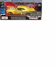 Maisto 1:24 Scale Chevrolet Chevelle SS 396 Yellow New