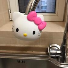 1PC Kawaii Hello Kitty Faucet Adapter Water Filter Home Garden Kitchen Tool