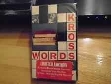 SEALED RARE PROMO Redd Kross Words CASSETTE TAPE interview SONIC YOUTH Thurston