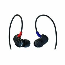 SoundMAGIC PL30 IEM Earphones - Black - Refurbished