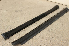 GEN. LEXUS GS300 GS400 FACTORY SIDE SKIRTS - BLACK - 10/97 to 12/04 2JZ ARISTO
