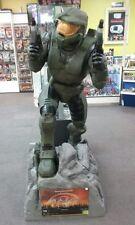 Life Size HALO Master Chief Statue Rare