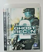 Tom Clancy's Ghost Recon Advanced Warfighter 2 - PS3 Playstation 3