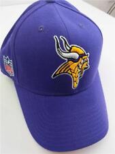 Neuf Minnesota Vikings Hommes Taille Adulte Osfa Reebok Réglable Violet Foncé