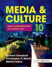 Media and Culture : An Introduction to Mass Communication by Bettina Fabos, Rich