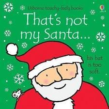 That's Not My Santa... by Fiona Watt (Board book, 2012)