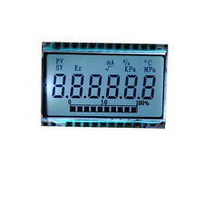 5pcs 6-Digit segment LCD Panel GD46532 Module Digital seg LCD display 888888