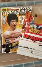 bruce lee special martial arts illustrated brand new copy. one only.