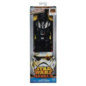 NEUF lot Figurine star wars Dark Vador Darth Vader + Lego tie fighter 75194