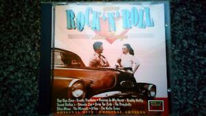 More Rock & Roll Love Songs - CD  - Bobby Vee, Eddie Cocham, The Flamingoes