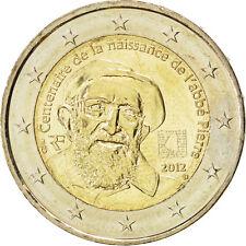 EUR, France, 2 Euro Abbé Pierre 2012 #85018
