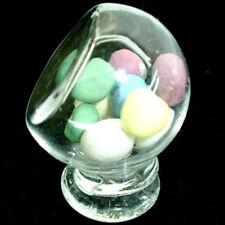 Puppenhaus Puppenstube Süßigkeiten Glas Mini Süßigkeiten Kaufmannsladen 1zu12