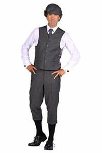 Kostüm 20er Jahre shoperama Peaky Blinders Anzug Herren B-WARE unvollständig
