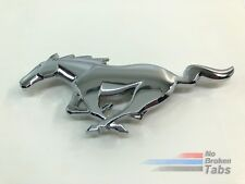 UNUSED || 2010 - 2014 Ford Mustang Front Grille Emblem OEM #AR33-8A224-ABW/BBW