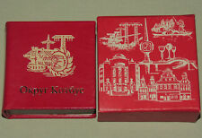 DDR Minibuch - Bezirk Cottbus 1984 - RUSSISCHE Ausgabe
