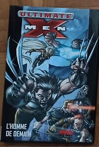 Deluxe ULTIMATE X-MEN , Tome 1 , TBE