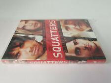 dvd New SQUATTERS G. WILDE T. DEKKER L. GRIMES R. DREYFUSS