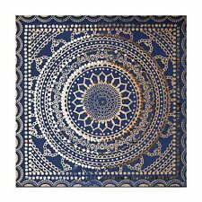 Art for the Home Ink embellished Fabric Printed Canvas