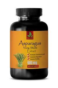 cardiovascular glutathione ASPARAGUS YOUNG SHOOTS asparagus extract capsules 1B