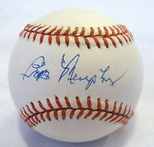 VARY SCARCE Bob Murphy dec.04 HOF 94 PSA/DNA Autographed Baseball Broadcaster