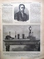 L'illustrazione Popolare 21 Maggio 1899 Alessandro Volta Como Favretto Valfurva